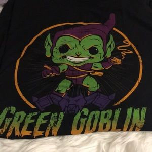 Funko Pop Marvel Goblin unisex shirt